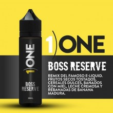 Líquido One Boss Reserve 60ml