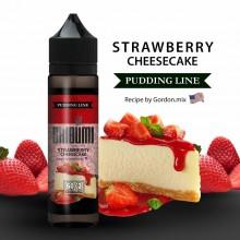 Líquido Shibumi Strawberry Cheescake