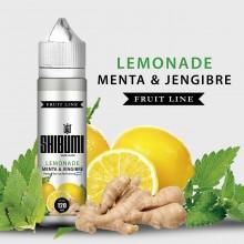 Líquido Shibumi Lemonade Menta & Jengibre
