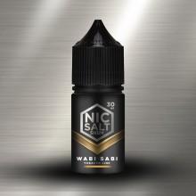 Líquido Shibumi Nic Salt Wabi Sabi Tabaco 30ml